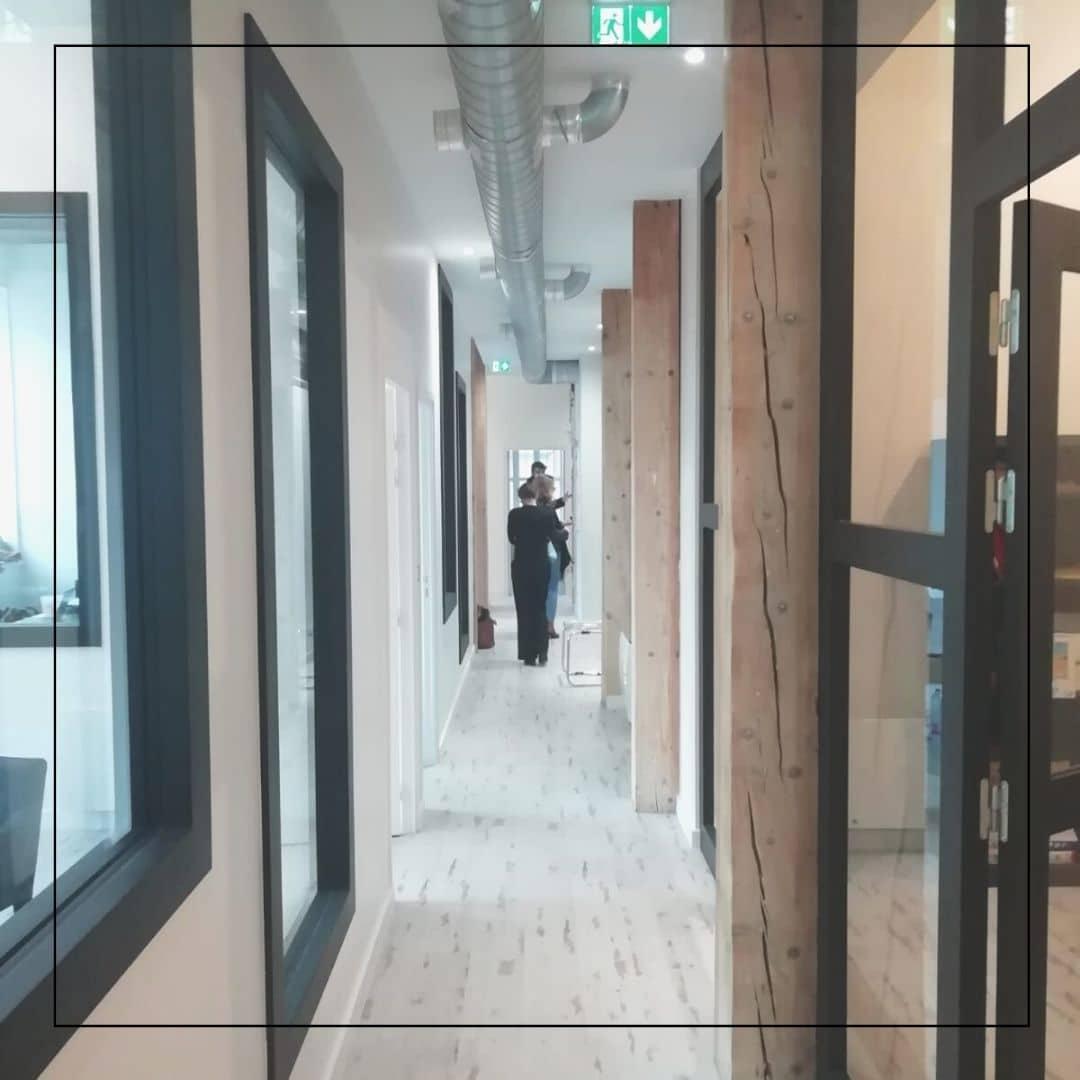 Rénovation Cabinet d'avocats Bonduel & Paternoster